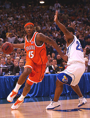 Carmelo Anthony Syracuse Orangemen Basketball