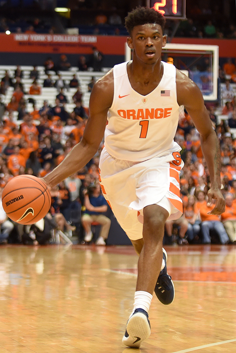 Frank Howard - Orange Point guard