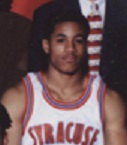 Jim May Syracuse Orangemen Basketball