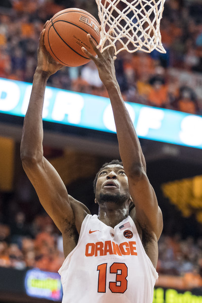 Paschal Chukwu Syracuse Orange Basketball