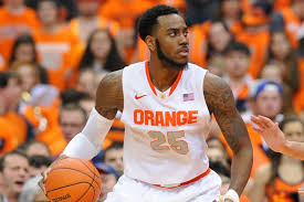 Rakeem Christmas Syracuse Orange Basketball