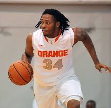 Ron Patterson - Syracuse Orange