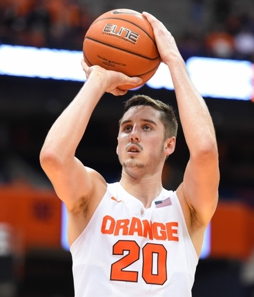 Tyler Lydon Syracuse Orange Basketball