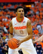 Michael Gbinije Syracuse Orange Basketball