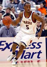 Josh Pace Syracuse Orange Basketball