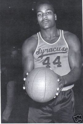 Jim Brown Basketball
