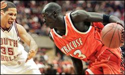 Kueth Duany Syracuse Orangemen Basketball